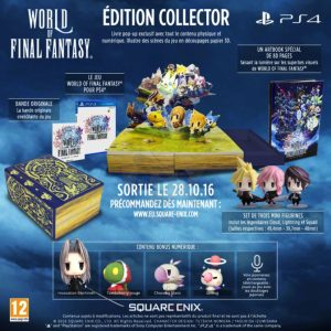 world ff collector