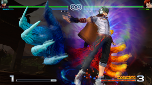 KOF XIV announce screenshot 1