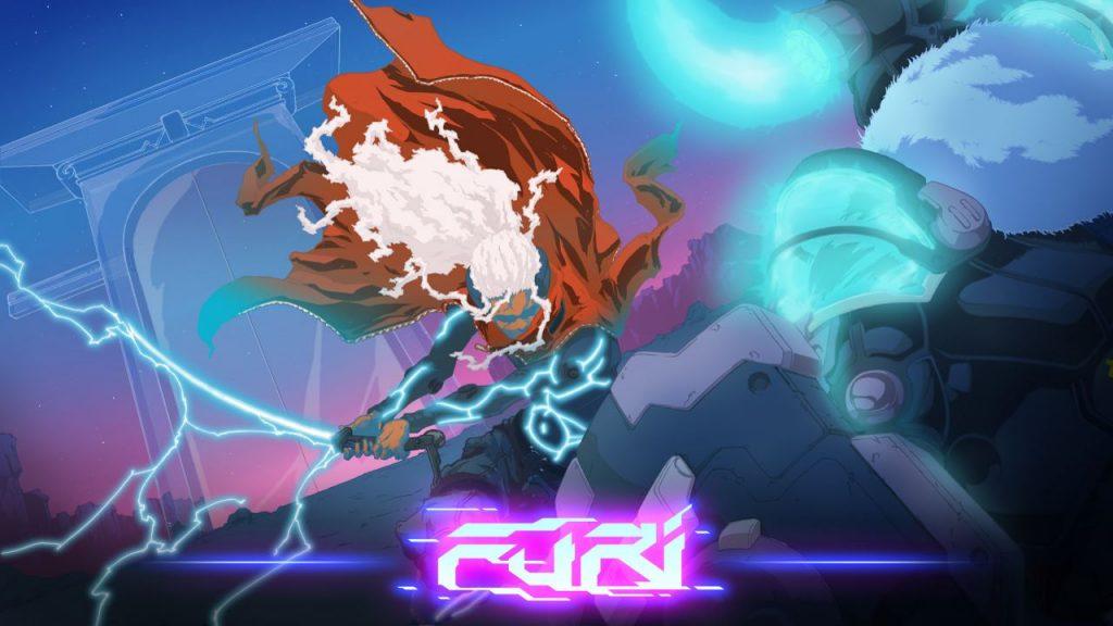 ACTUS   Et si on se faisait un combat de plus dans Furi ?