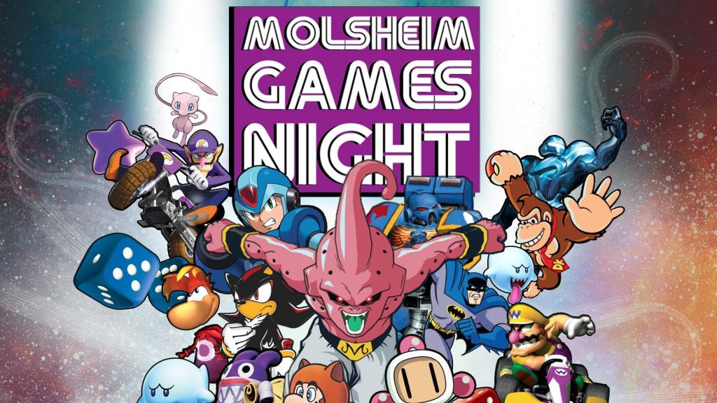 EVENEMENTS | Molsheim Games Night – 4° édition #MGN4