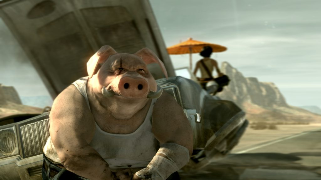 ACTUS | Le nouveau Beyond Good and Evil, c'est officiel