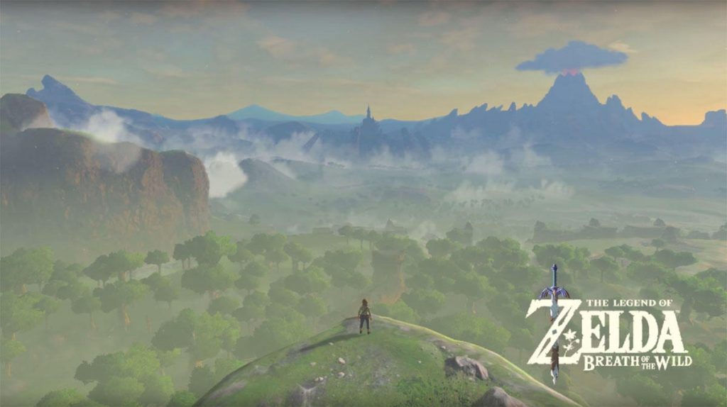 ACTUS | Une nouvelle vidéo de gameplay pour The Legend of Zelda : Breath of the Wild