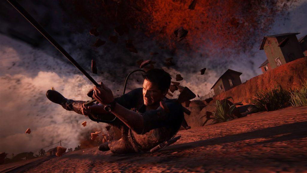 ACTUS | Uncharted 4 se pare d'un nouveau mode de survie