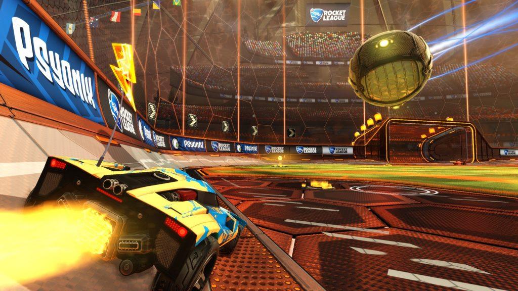 ACTUS | Le mode «entraînement libre» pour parfaire vos skills dans Rocket League