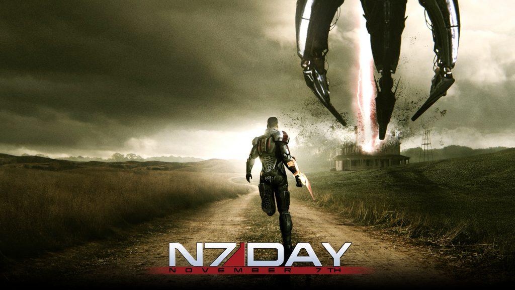 ACTUS   Le N7 Day, du nouveau pour Mass Effect : Andromeda