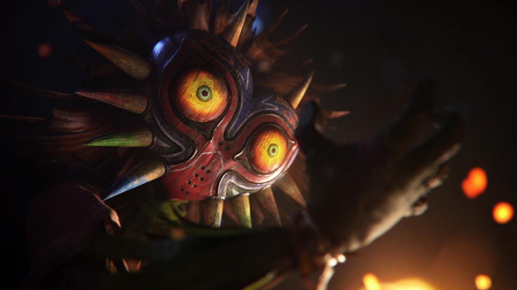 ACTUS | Des artistes rendent honneur à The Legend of Zelda : Majora's Mask