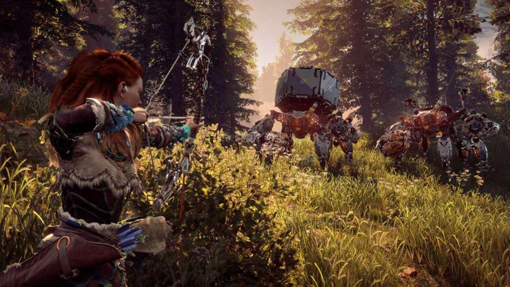 ACTUS   Horizon fait le point sur la PS4 Pro