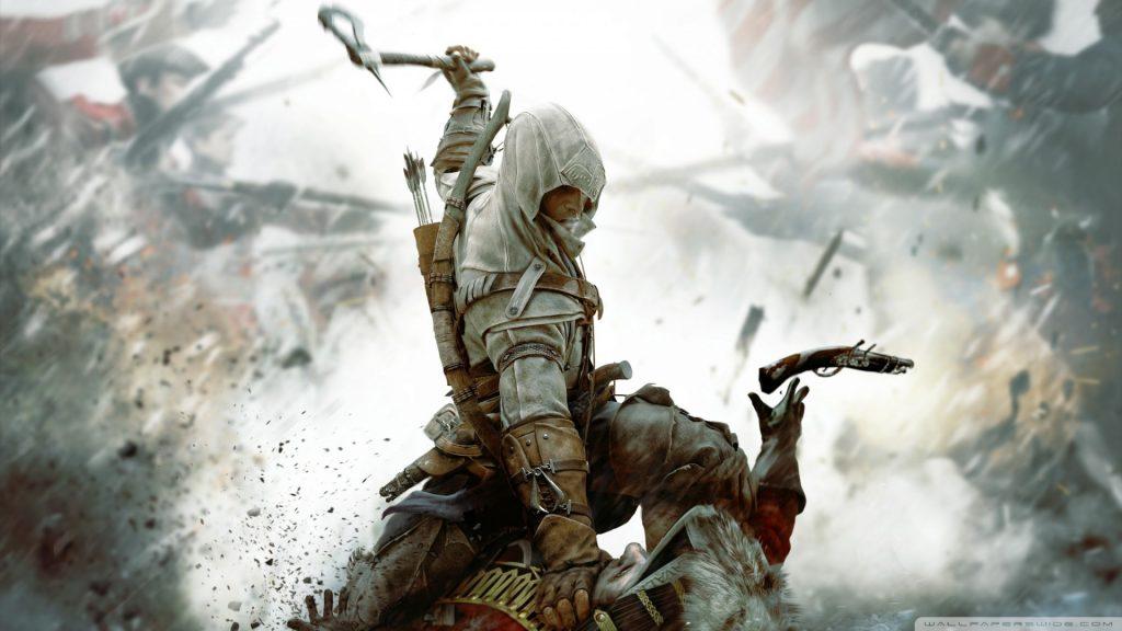 ACTUS | Assassin's Creed 3 GRATUIT le 7 Décembre !