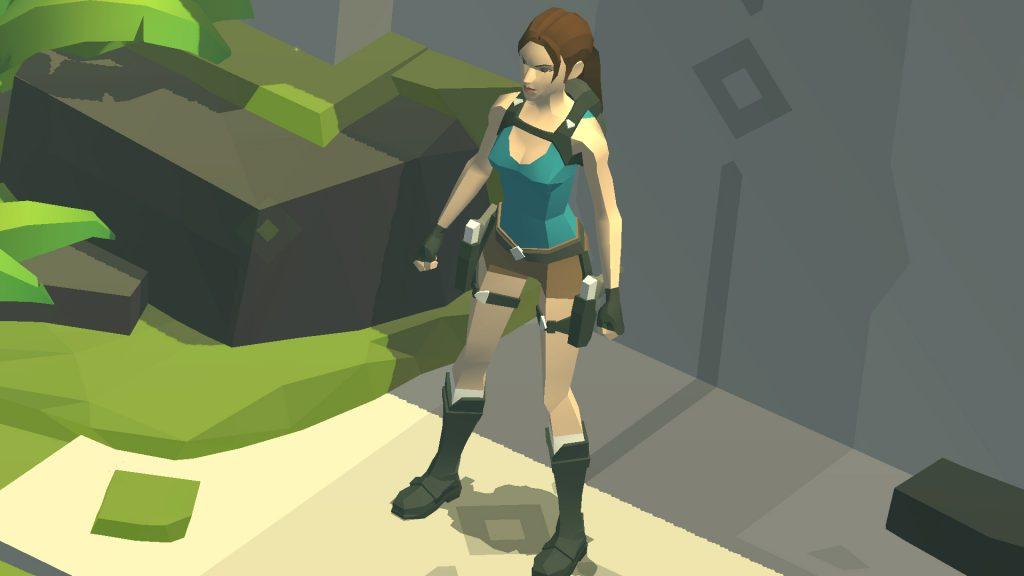 ACTUS | Lara Croft GO serait-il prévu sur consoles ?