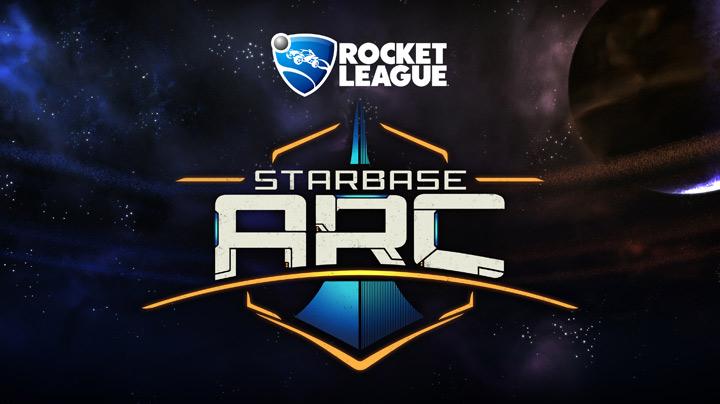 ACTUS | STARBASE ARC, la nouvelle mise à jour Rocket League!