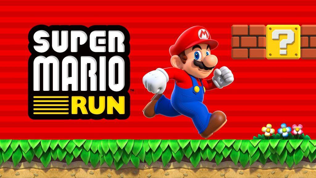 ACTUS | SUPER MARIO RUN dispo sur Android en mars!