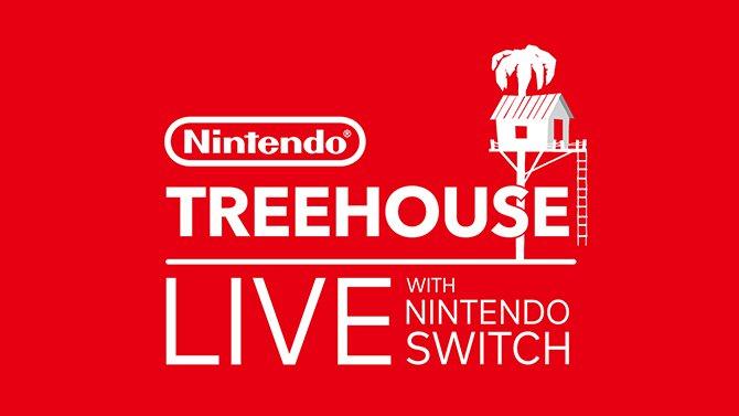ACTUS | Un Treehouse spécial jeux après la conférence sur la Nintendo Switch ce vendredi!