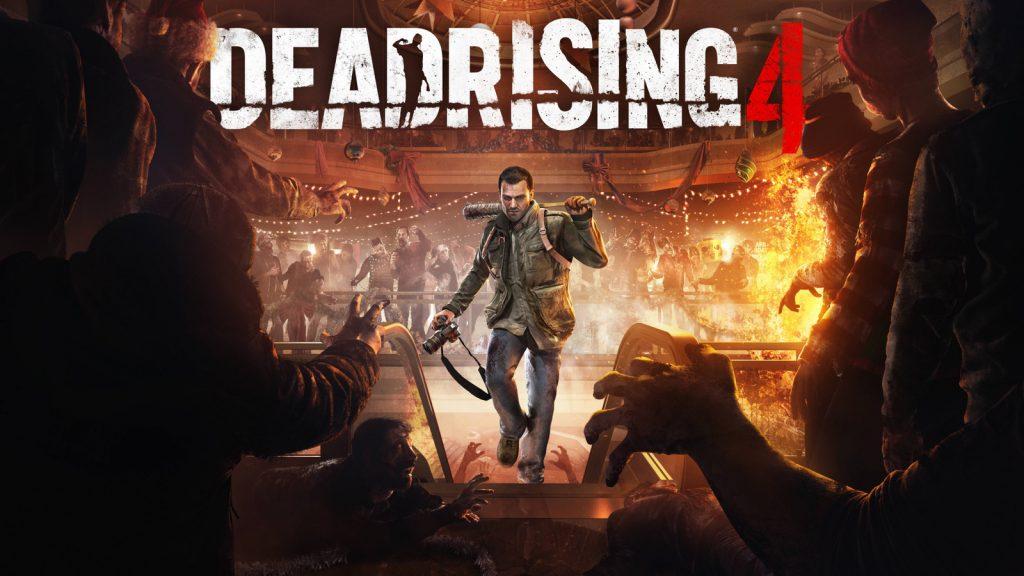 ACTUS   Le premier DLC pour DEAD RISING 4 débarque le mois prochain!