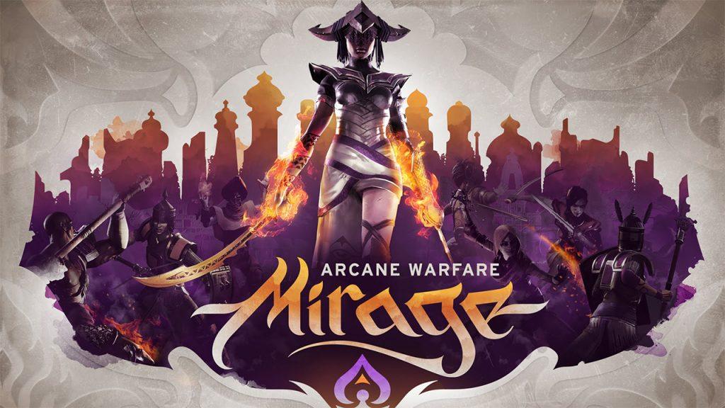 ACTUS   Mirage: Arcane Warfare, le prochain FPS de Torn Banner Studios