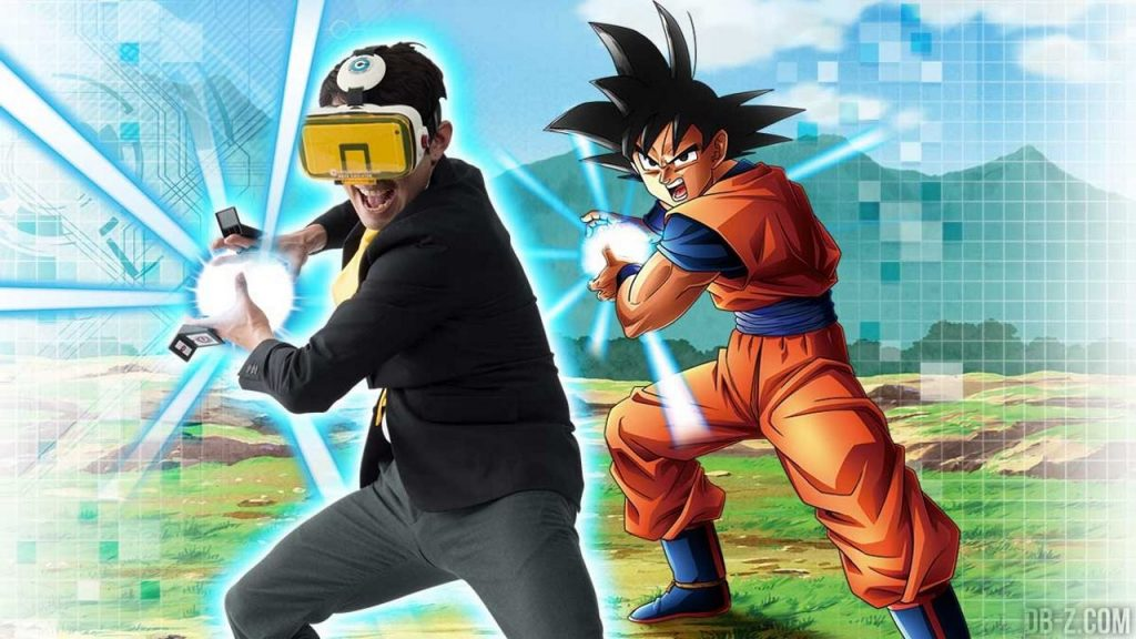 ACTUS   Dragon Ball Z VR se lance au Japon