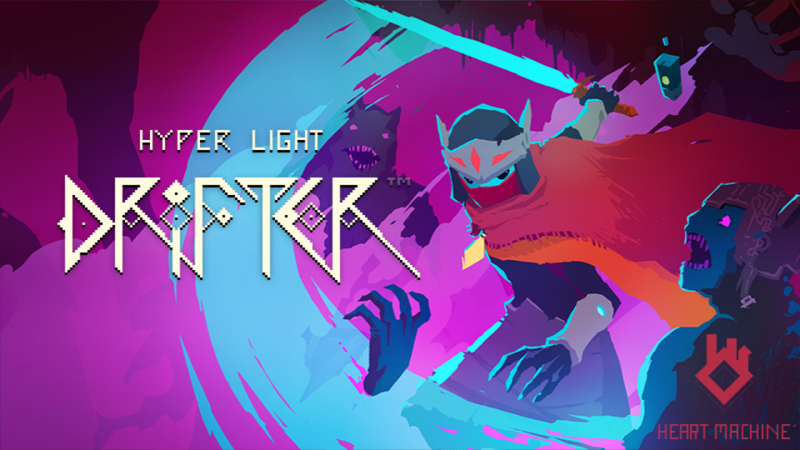 ACTUS   Hyper Light Drifter disponible en édition physique sur PS4