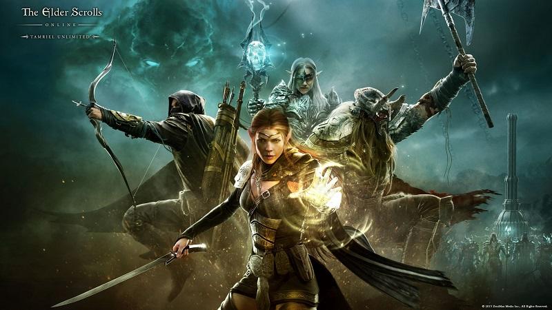 ACTUS   The Elder Scrolls Online gratuit du 11 au 18 avril