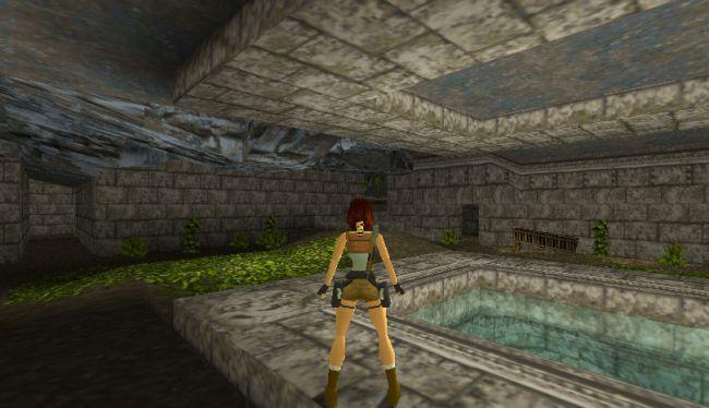 ACTUS   Jouez au premier Tomb Raider gratuitement sur navigateur!