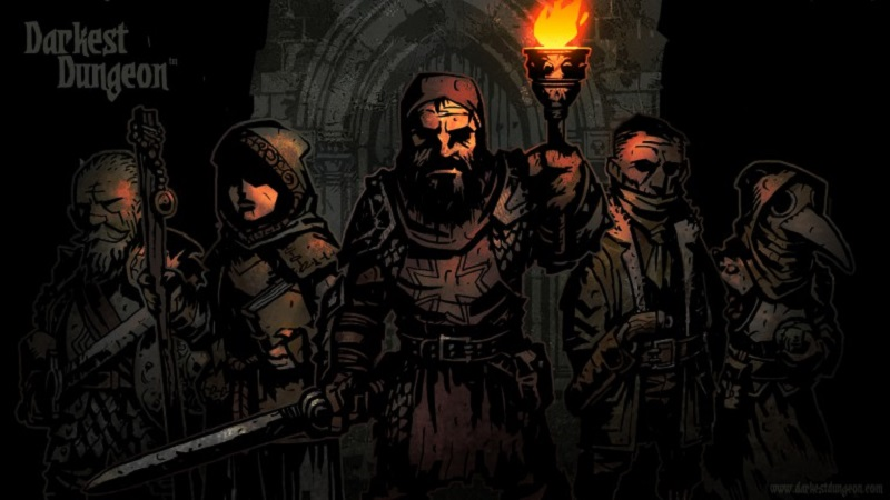 ACTUS   Les mods pour Darkest Dungeon disponibles sur Steam
