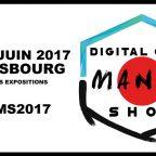 DIGITAL GAME MANGA SHOW 3ème édition le 10 et 11 juin à Strasbourg!