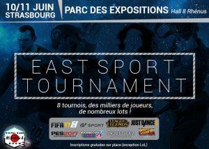 East sport tournament