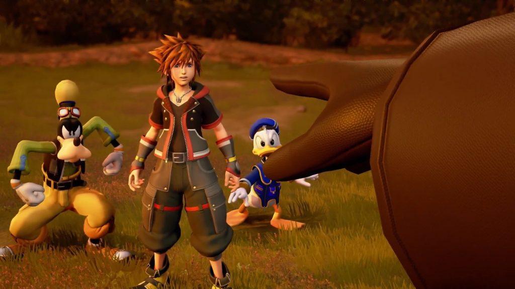 ACTUS | Un magnifique trailer pour Kingdom Hearts III
