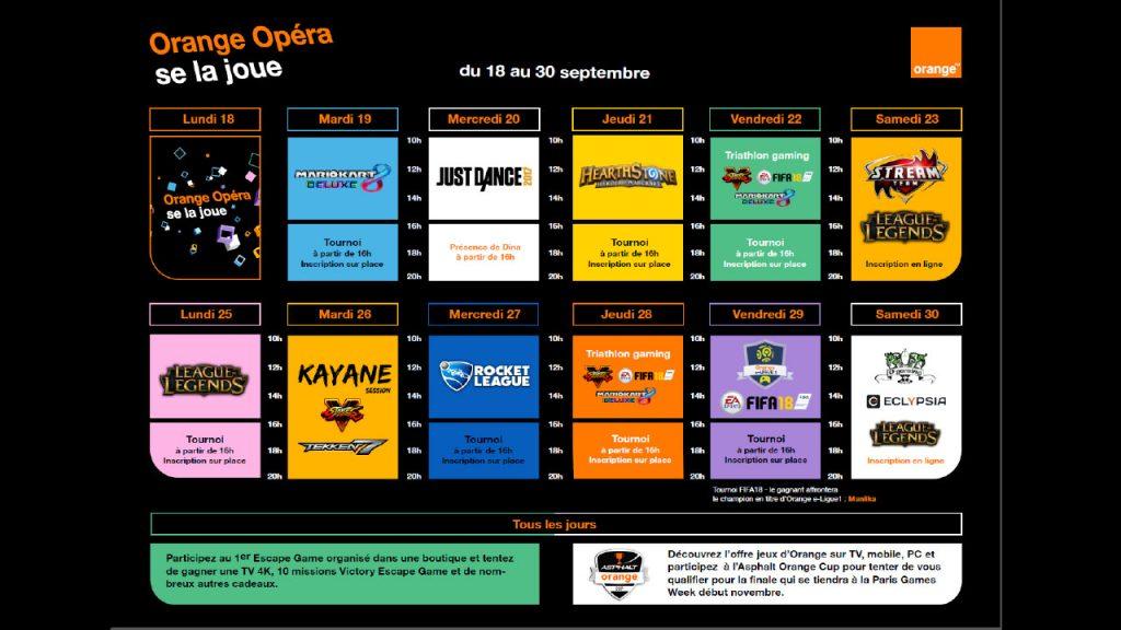 ACTUS   Orange Opéra se la joue