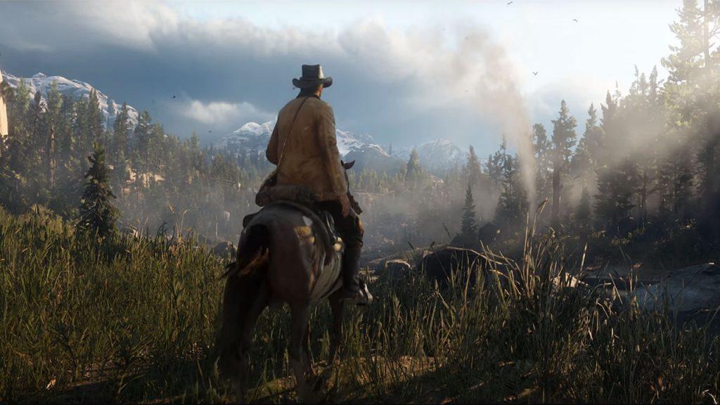 ACTUS   Le nouveau trailer de Red Dead Redemption 2 est enfin là !