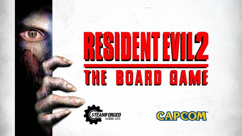 ACTUS   Le Kickstarter du jeu de plateau Resident Evil 2 est un succès total