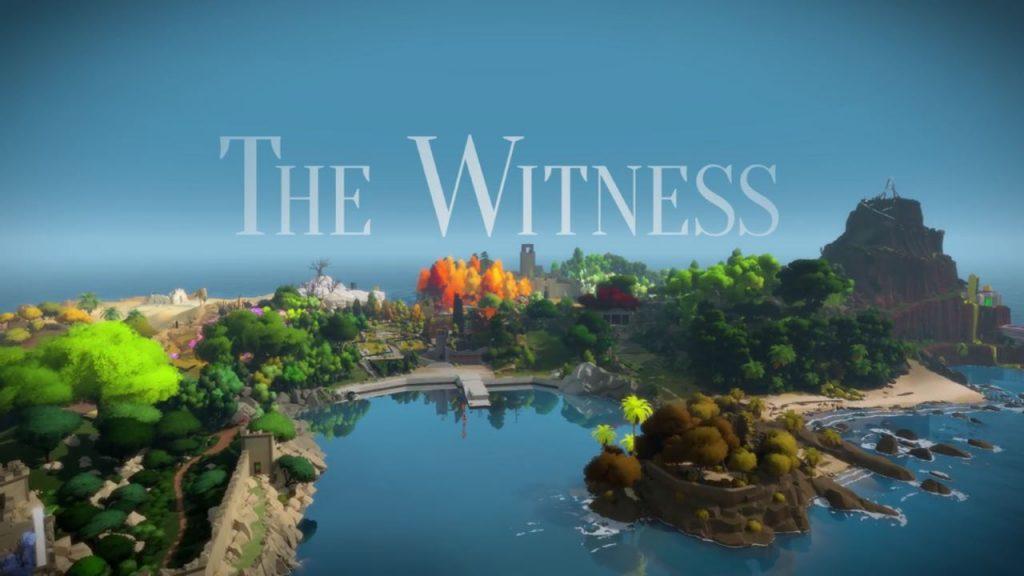 ACTUS   The Witness s'offre une deuxième jeunesse sur iPhone et iPad
