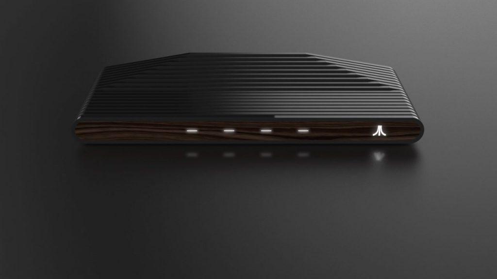ACTUS   AtariBox : 300$ et systeme ouvert