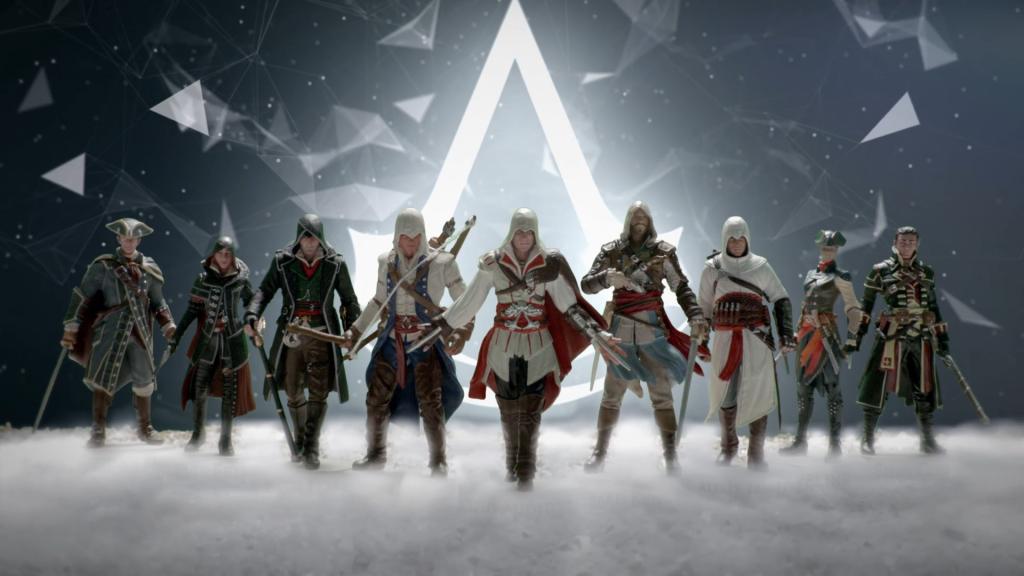 ACTUS   La Collection Assassin's Creed victime de son succès