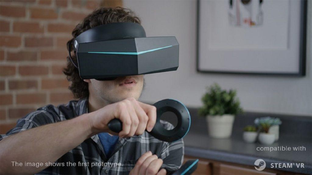 ACTUS   Un financement réussi pour le Pimax, un nouveau casque VR