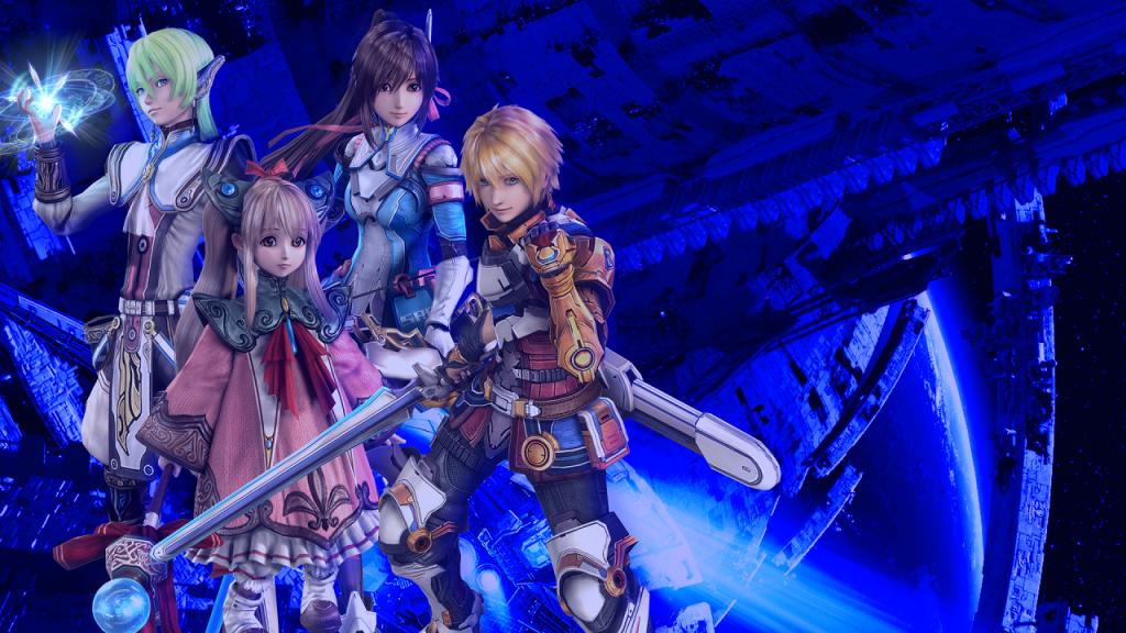 ACTUS   Un remaster de Star Ocean : The Last Hope pour le Japon