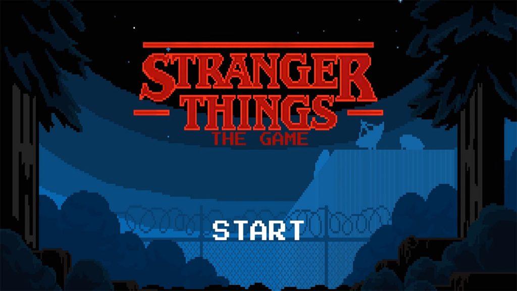 ACTUS   La série Stranger Things adaptée en jeu mobile