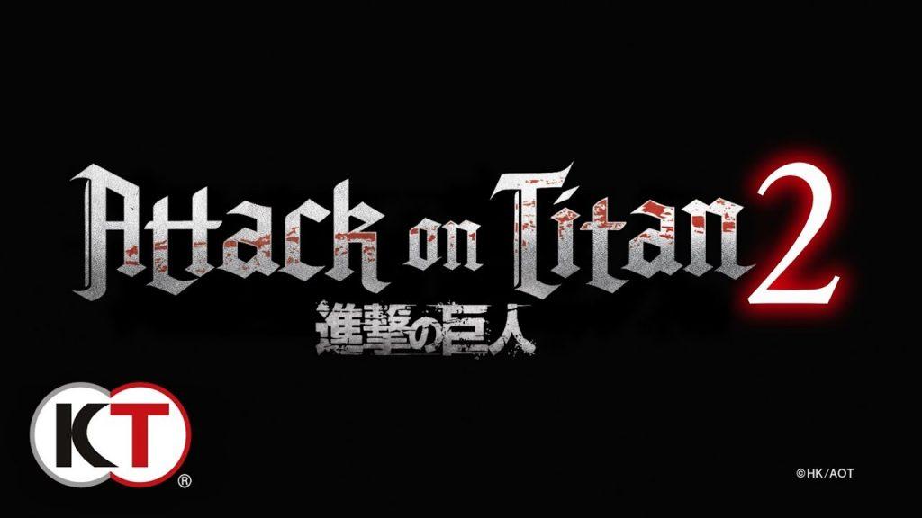 ACTUS   Attack On Titans 2 : Quelques captures qui font plaisir