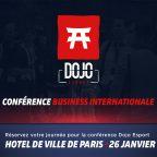 E-SPORT | Paris : Deuxième édition du Dojo Esport