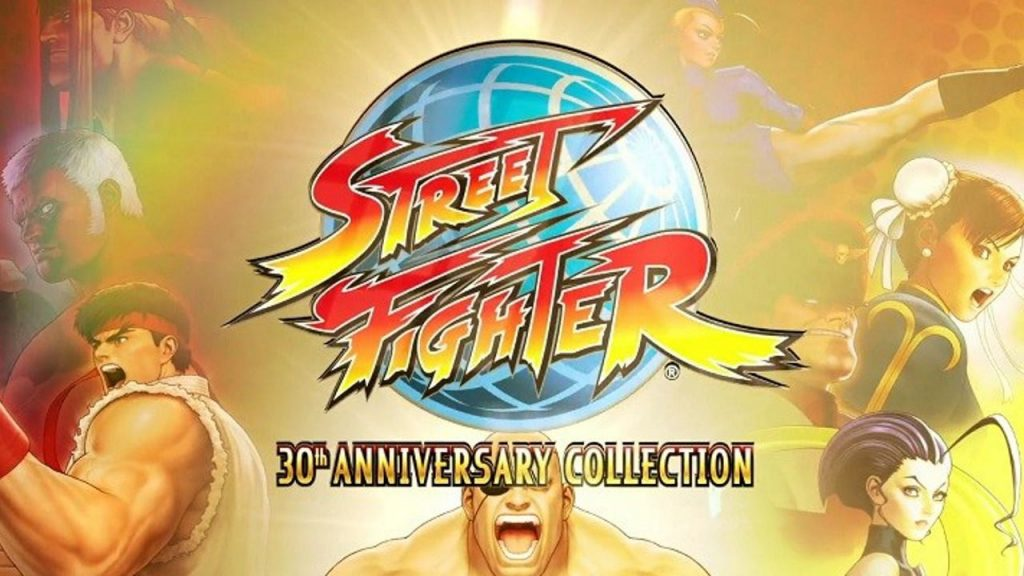 ACTUS | Street Fighter 30th Anniversary Collection