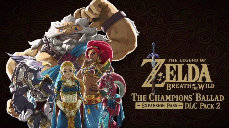 ACTUS | The Legend of Zelda BOTW : Le second DLC est déjà dispo !