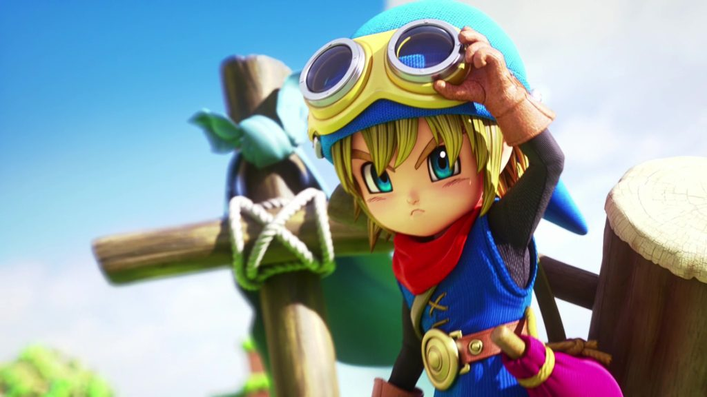 ACTUS | Dragon Quest Builders, la comparaison graphique Switch VS PS4