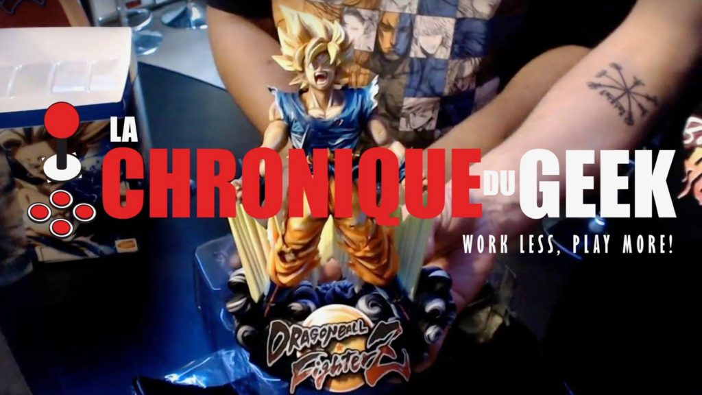 VIDEO | Dragon Ball Fighter Z : Unboxing de la collector