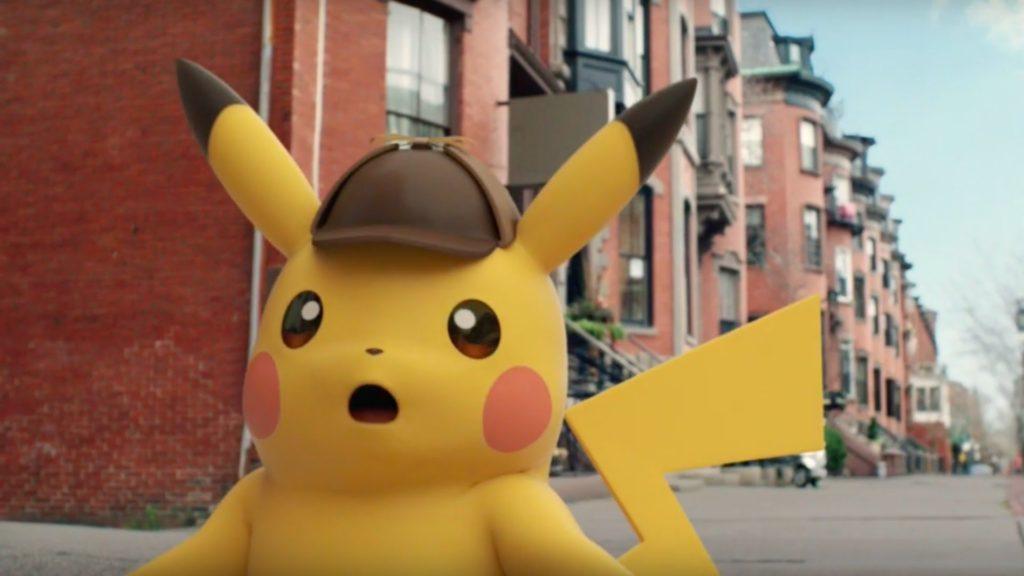 ACTUS | Élémentaire mon cher Pikachu ! Détective Pikachu débarque sur 3DS.