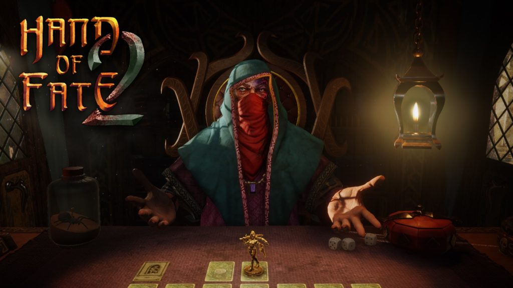 ACTUS | Un éditeur d'aventures pour Hand of Fate 2 bientôt disponible sur Steam