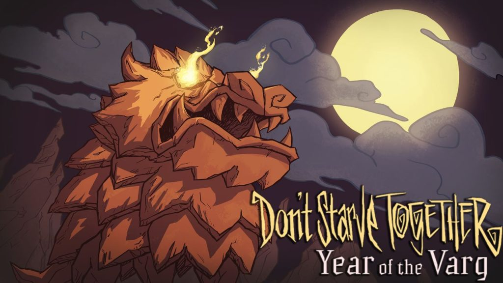 ACTUS | Don't Starve Together fête le nouvel an chinois avec The Year of The Varg