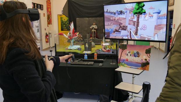 VR Furballs