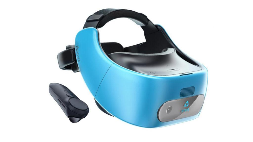 ACTUS | Vive Focus : Au final, le casque de réalité virtuelle autonome sera disponible sur le marché international