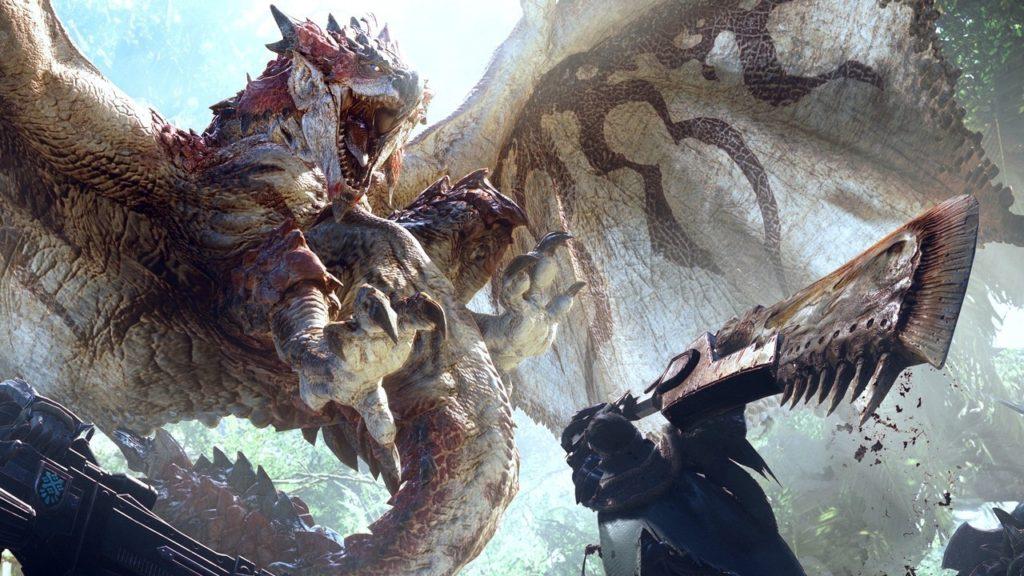 ACTUS   Du nouveau pour Monster Hunter World
