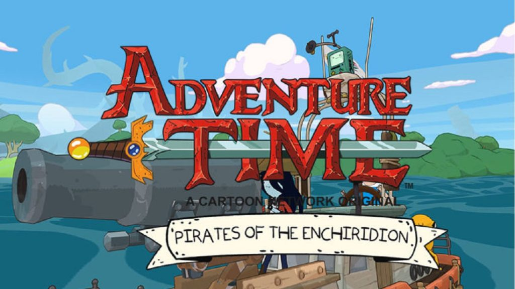 ACTUS | Une nouvelle date de sortie pour Adventure Time : Pirates of the Enchiridion