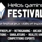 EVENEMENTS | Helios Gaming Festival – Jeux vidéo et esports