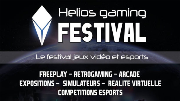 Helios Gaming Festival - Jeux vidéo et esports